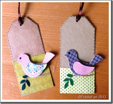 mADELEINE bIRD TAGS