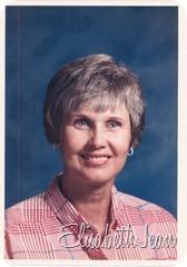 Aunt Ruth 1987