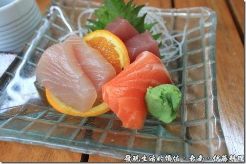 台南伊藤日本料理,生魚片套餐