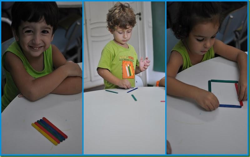 Infantil 3 manhã - Palitos3