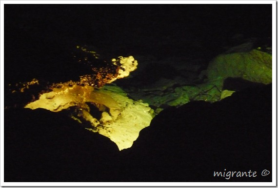 en verdes - cuevas del drach - mallorca