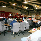 Buncombe County Fire Chiefs Association - 10/18/12