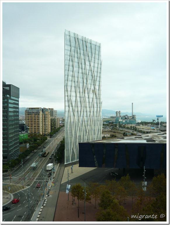 torre diagonal cero - barcelona