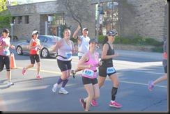 BGSL TO marathon