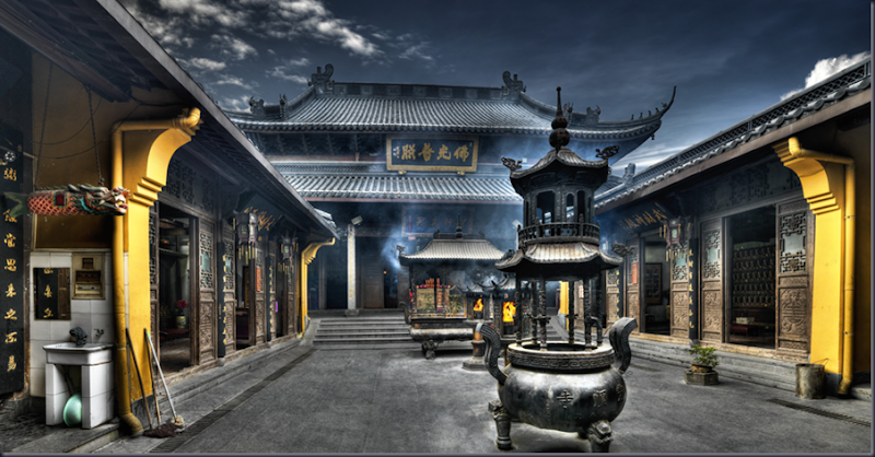 Christian Voigt_China-Linshum Temple