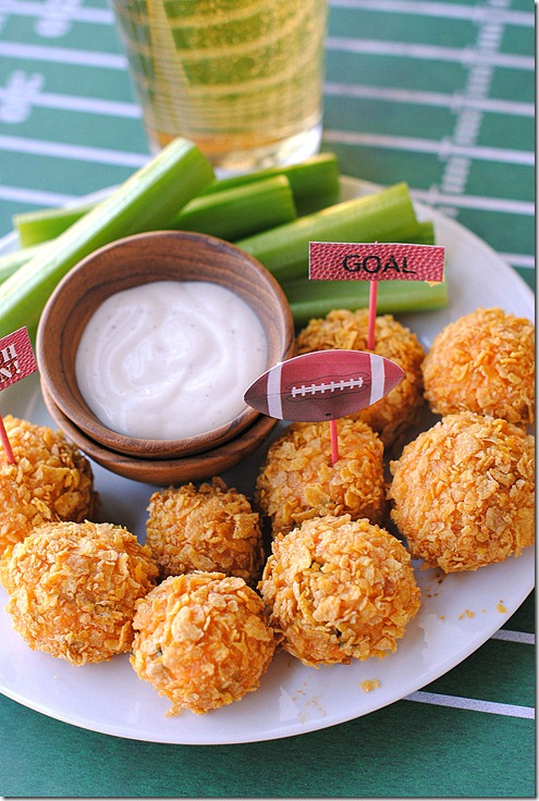 Buffalo Chicken Bites 2