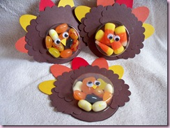 Sweet Treat Turkeys