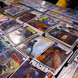 comics for sale at Fanexpo in Toronto, Ontario, Canada