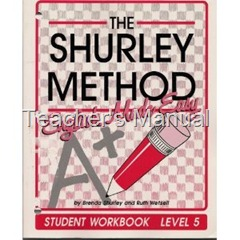 Shurley Method Level 5 Teacher's Manual