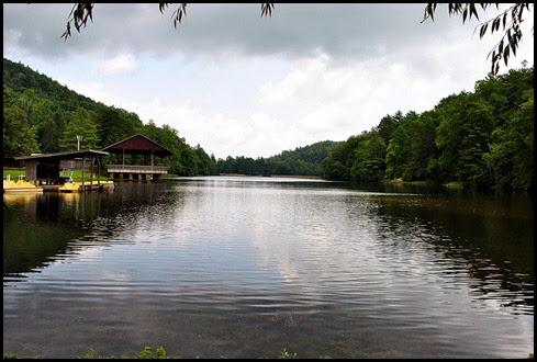 20l - Vogel SP - Lake Trahlyta - lunch spot