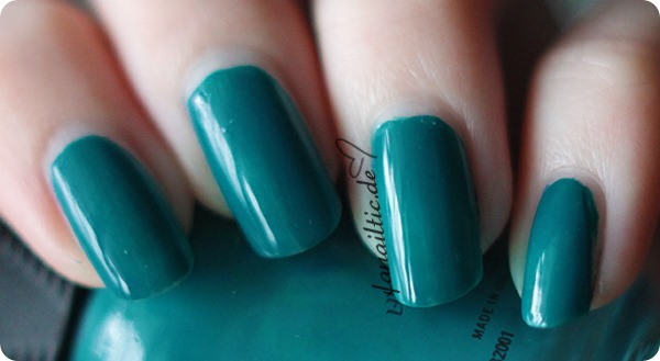 "orly ""teal unreal"""