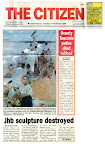 Jo'burg's favourite sculpture destroyed