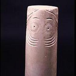 32 - Idolo oculado neolitico de la provincia de Cadiz