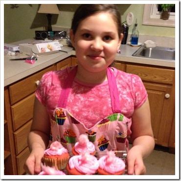 Keandra & Cupcakes