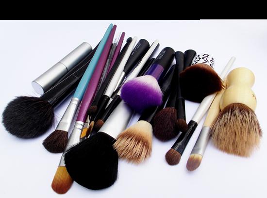 Pincéis de maquiagem baratos