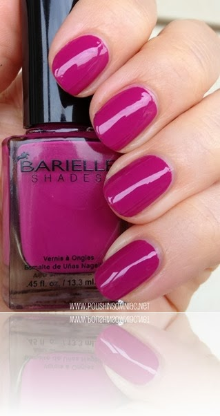 Barielle High Marks Purple