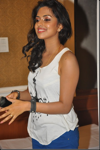 Amala Paul Latest hot Stills at Love Failure Movie Successment Event,