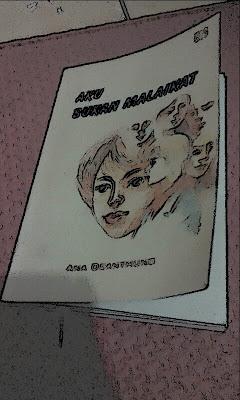 aku bukan malaikat - by ana deanthung 2006