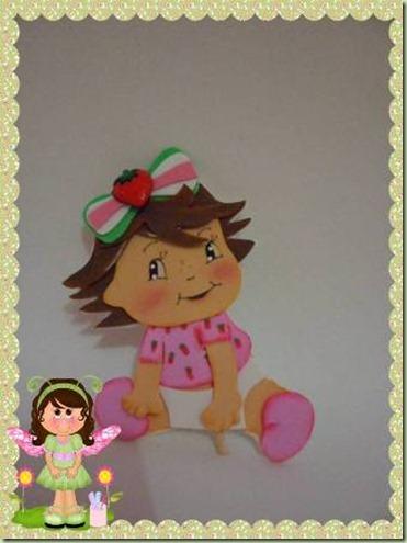 Moranguinho baby 5