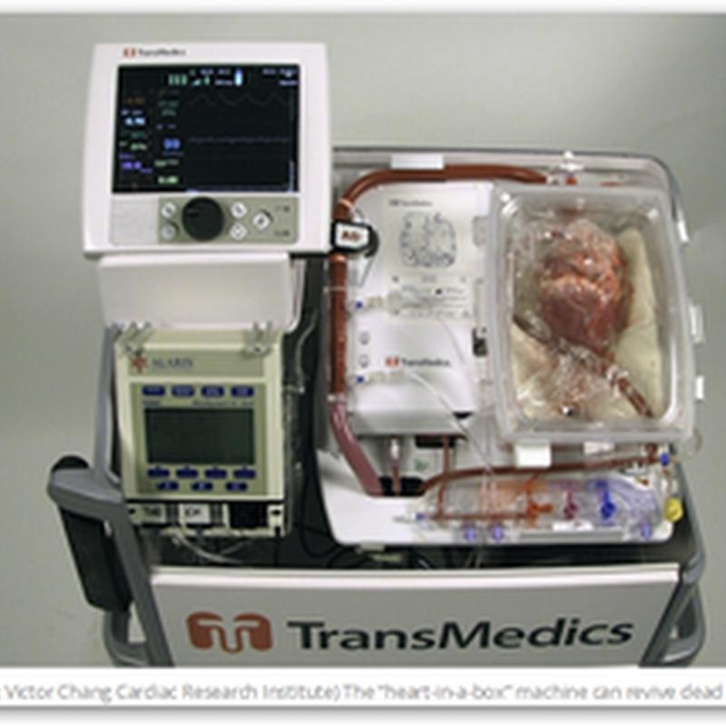 "Australian Surgeons Performed Break Through Transplant Surgery  ""Dead Hearts"""