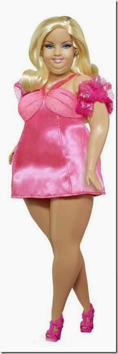 barbie gordota