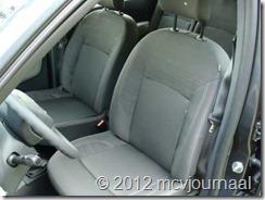 Proefrit Dacia Lodgy 11