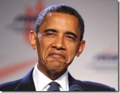 Sneering Obama