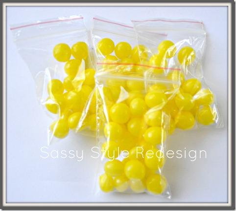 a pocket full of sunshine .. lemond heads