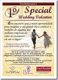 Folder I Special Wedding Valentim