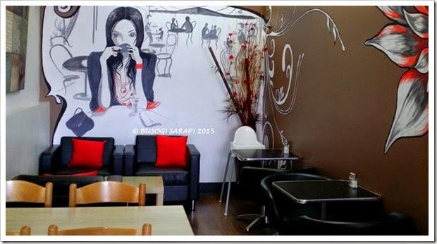 CAFE DE O'LE SHOP MURAL © BUSOG! SARAP! 2015