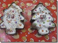 χριστουγεννιάτικο κέικ 3