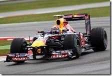 Webber conquista la pole del gran premio della Gran Bretagna 2011
