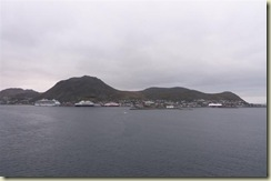Honningsvag and Ships (Small)