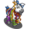 Ribbon Goat