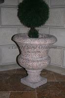 Simple Venetian Urn Planter D22
