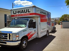 Uhaul - order 20' truck but 10 minutes before we picked it up found out it wasn't there yet, so they offered 14' truck and a trailer (ended up fitting it all in the truck & returning the trailer!)