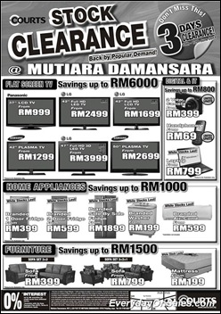 Courts-Mutiara-Damansara-St-EverydayOnSales-Warehouse-Sale-Promotion-Deal-Discount
