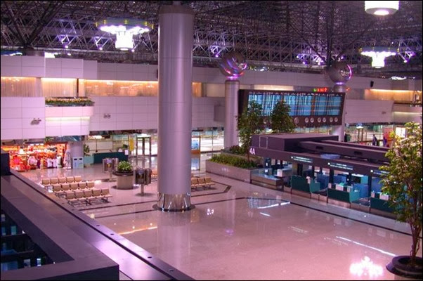 مطار تايوان الدولي