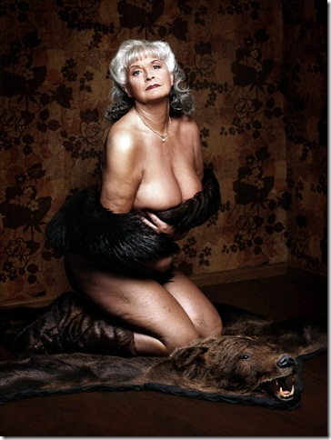 Erwin Olaf - mature-claudia-63-years
