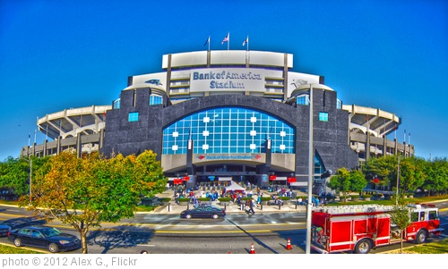'carolina panthers stadium' photo (c) 2012, Alex G. - license: http://creativecommons.org/licenses/by/2.0/