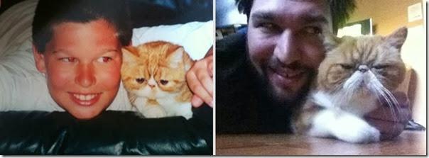 Antes e Depois de Animais de Estimação (11)