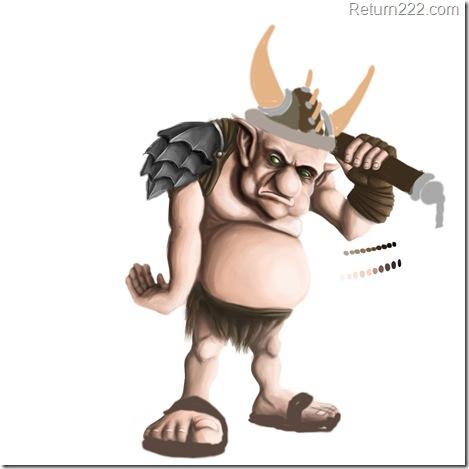 troll 22