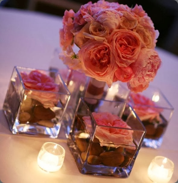 bouquets as centerpieces 5720_125555880497_7588560_n  lush couture floral design and treasured moments photo