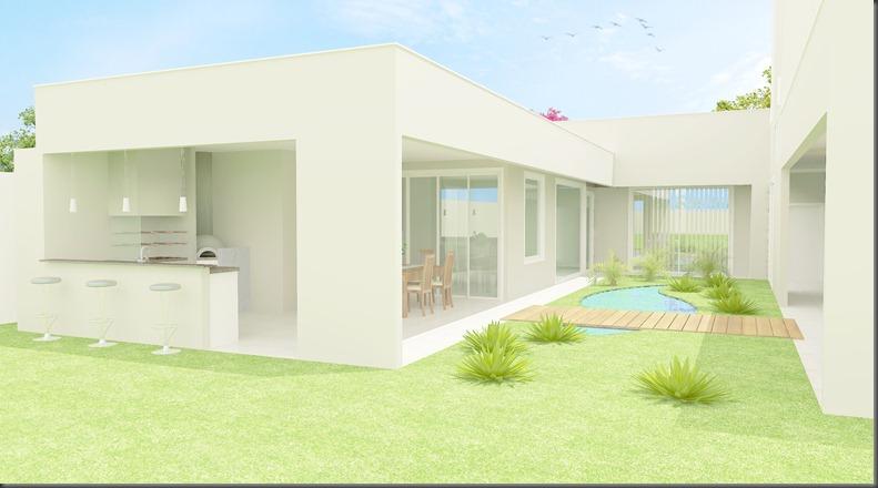 Projeto residencial - Boituva