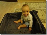 Ajut și eu cum pot la bagaje