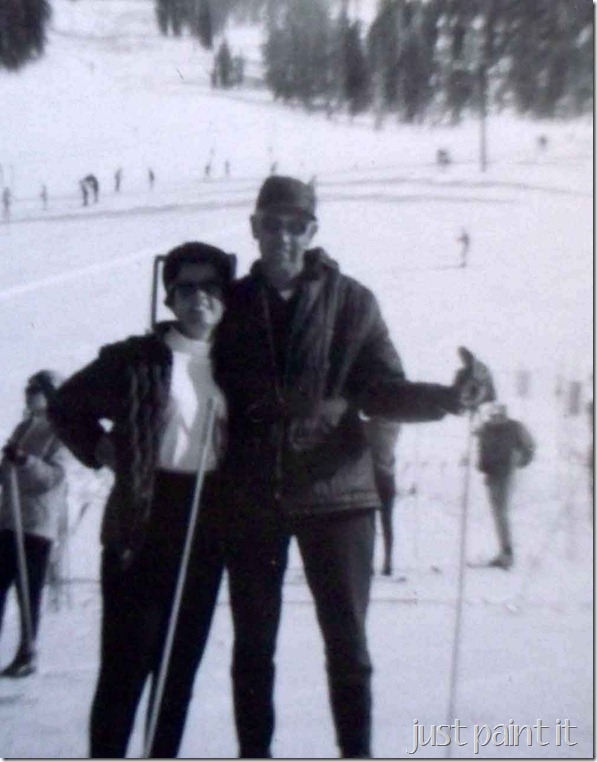 Skiing-in-the-1960's