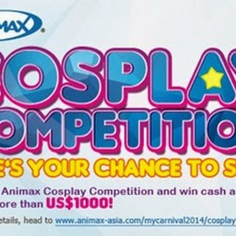 Animax Carnival Malaysia 2014: Cosplay Competition