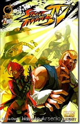 P00001 - Street Fighter IV #1