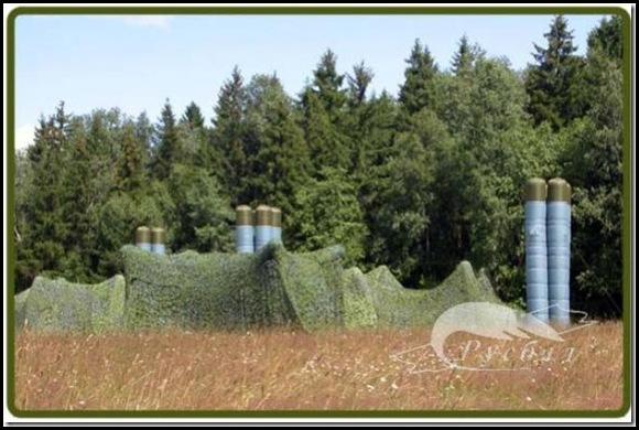 Russie une armée gonflable-35