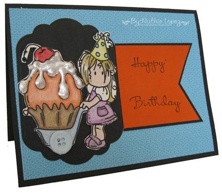 Bugaboo stamps - Brat Cupcake wag - 613 Avenue Create